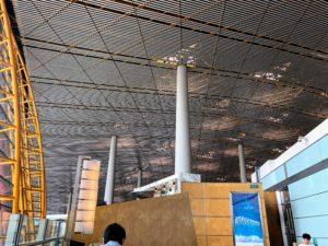 北京空港 ラウンジ