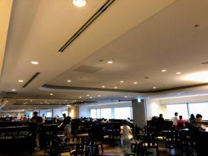 JAL 羽田空港 ラウンジ