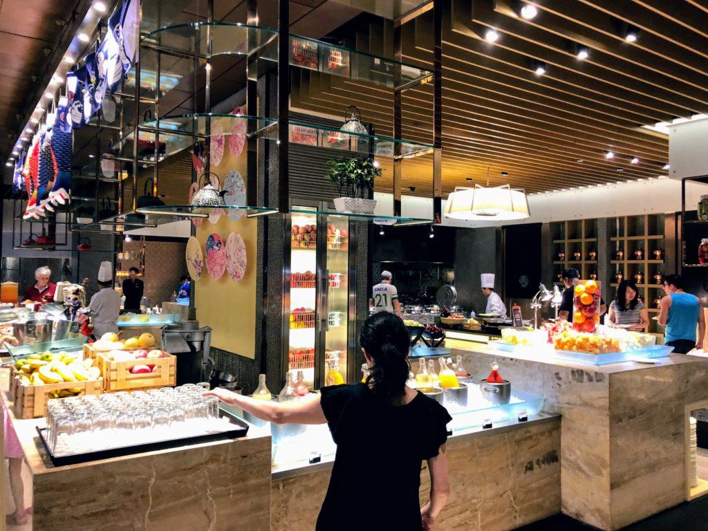 JWマリオット・ホテル北京 プラチナチャレンジ